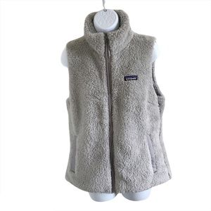 Patagonia New With Tag Women's Size L Grey Vest